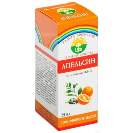 Эфирное масло Lekus Апельсин 25 мл