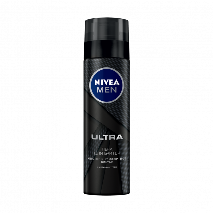 Пена для бритья Nivea Ultra 200 мл