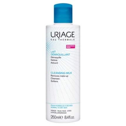 Очищающее молочко для снятия макияжа Uriage 250 мл