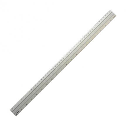 Domingo Ferrer Линейка алюминиевая, 50 см