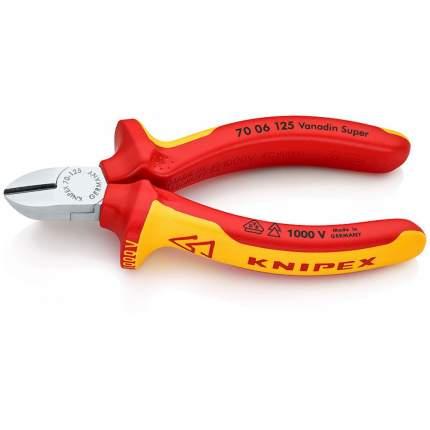 Кусачки Knipex 70 06 125
