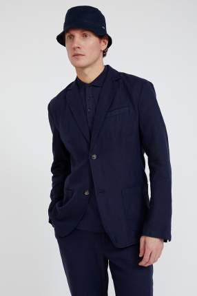 Пиджак мужской Finn Flare S20-21004 синий 3XL