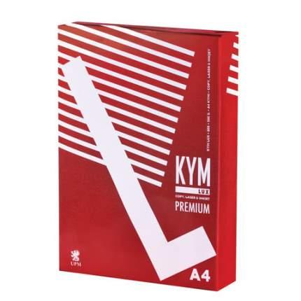 Бумага UPM KYM Lux Premium белая высококачественная А4 80г/м2 500л