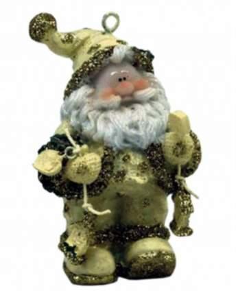 "Новогодний магнит ""Дед Мороз-гном"", 10 см Snowmen"