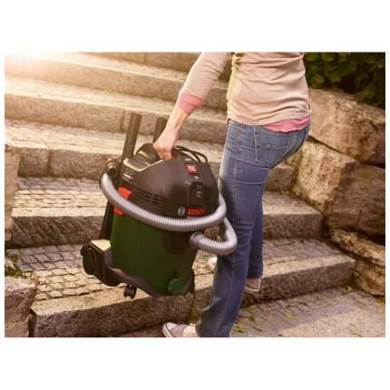 Пылесос строительный Bosch 20 06033D1200 Зеленый, серый