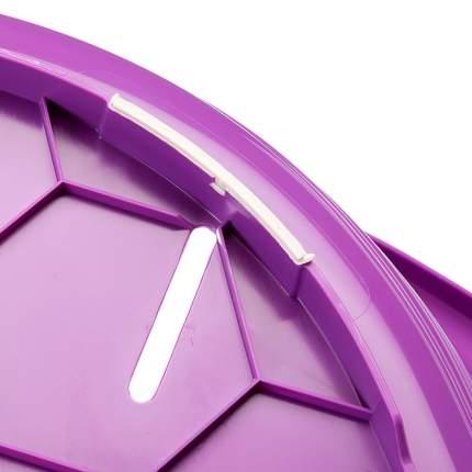 Лежанка для животных Ferplast SIESTA DELUXE 8, пластиковый, фиолетовый, 82х59,5х25 см