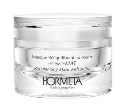 Маска для глаз Hormeta Masque Reequilibrant au Soufre 50 мл