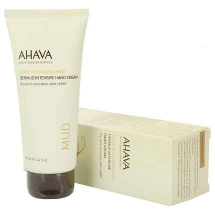 Крем для рук Ahava Leave-on Deadsea Mud Dermud Intensive Hand Cream 100 мл