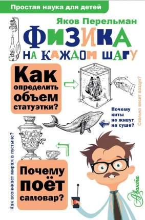 Книга Физика на каждом шагу