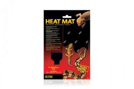 Термоковрик для террариума Exo Terra Heat Mat 4 Вт, 10х12,5 см