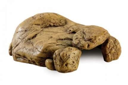 Грот для террариума Exo Terra Reptile Cave большой, пластик, 31х31х12 см