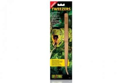 Пинцет для кормления рептилий Exo Terra, бамбуковый, 27 см