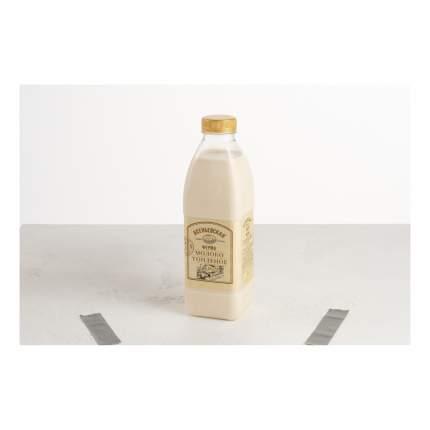 Молоко 4% топленое 900 мл Асеньевская Ферма