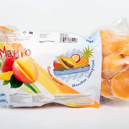 Манго StellaDominik замороженное кусочки 1 кг