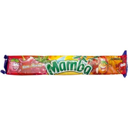 Жевательные конфеты Mamba 4 вкуса 79,5 г