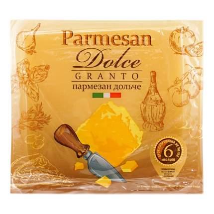 Сыр твердый Dolce Пармезан 40% +- 200 г