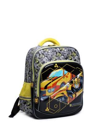 Рюкзак детский TRANSFORMERS 212847 черный/ желтый
