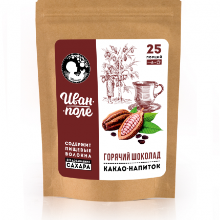 Какао и горячий шоколад Иван-поле