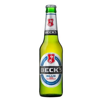 Пиво Beck's безалкогольное 0,33 л