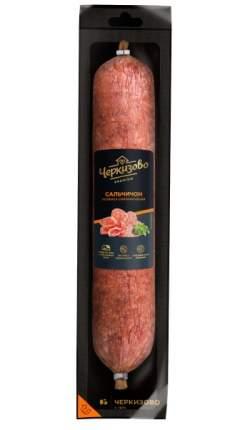 Колбаса Черкизово Сальчичон с розовым перцем сырокопченая 300 г