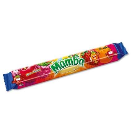 Жевательные конфеты Mamba 2 в 1 79,5 г