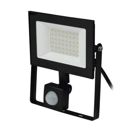 Прожектор Uniel ULF-F62-50W/6500K Sensor IP54 200-240В F62 с датчиком
