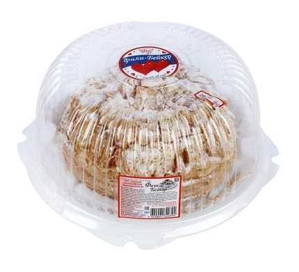 Торт Фили Бейкер Наполеон деревенский 800 г