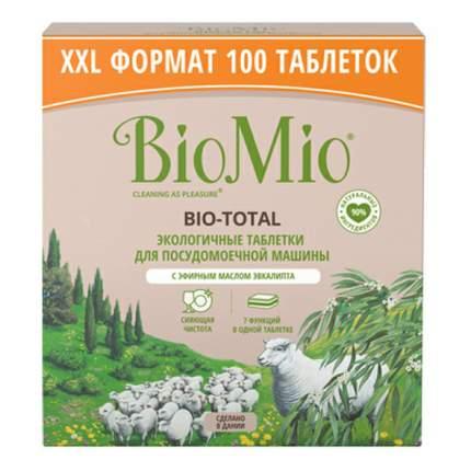 Таблетки BioMio для посудомоечной машины 100 шт