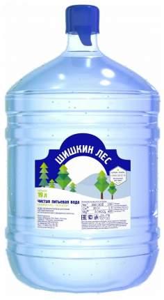 Вода питьевая Шишкин Лес негазированная 19 л