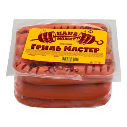 Сосиски Папа Может вареные +-1 кг