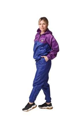 Костюм-сауна SPR Premium (Синий-Фиолетовый) (XXL)