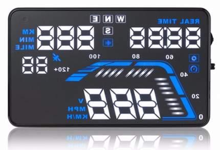 Проектор GPS на лобовое стекло Q7
