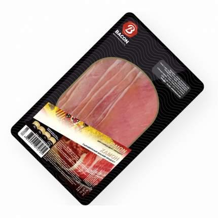 Хамон свиной Bacon сыровяленый в нарезке 70 г