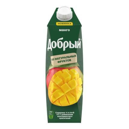 Сок Добрый манго 1 л