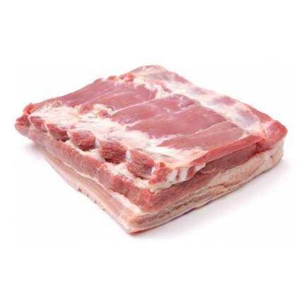 Грудинка свиная на кости в шкуре