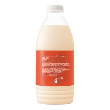 Ряженка Из Молока Нашей Дойки 4% бзмж 930 мл