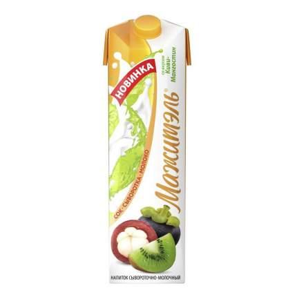 Сывороточный напиток Мажитэль киви-мангостин бзмж 0,05% 950 мл