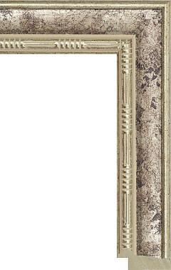 Рама багетная Color Kit317027-4050 Платина