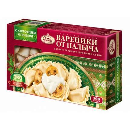 Вареники От Палыча с картофелем и грибами замороженные 500 г