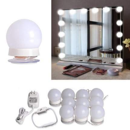 Лампочки голливуд для зеркала, Lumobook LB-HOLLY-01
