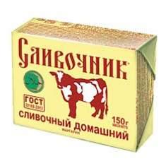 Маргарин Халяль Сливочный домашний 50% 150 г