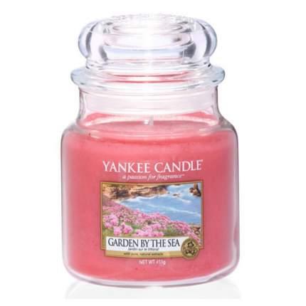 Свеча Yankee Candle Garden By The Sea Medium Jar Candle
