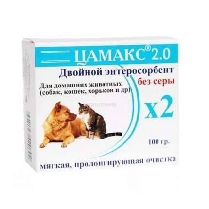 Пищевая добавка для собак Цамакс ,энтеросорбент без серы, 100г