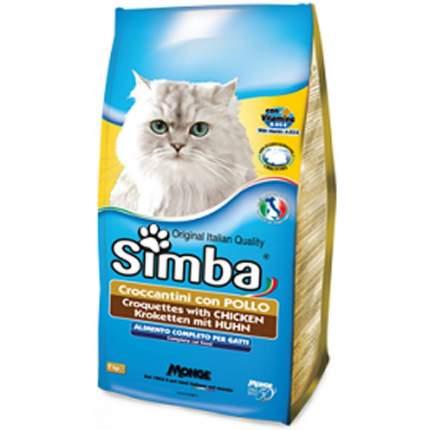 Сухой корм для кошек Simba , курица,  0.4кг