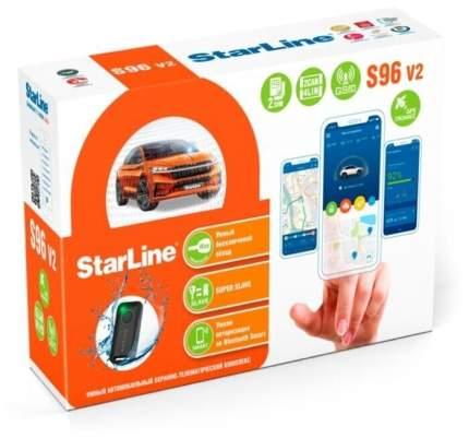 Автосигнализация StarLine S96 GSM/GPS Ver.2
