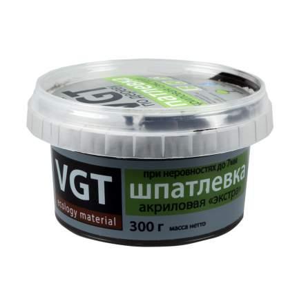 """Шпатлевка по дереву """"экстра"""" венге 0,3 кг """"Vgt"""""""