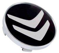 Колпачок ступицы колеса Peugeot-Citroen с эмблемой Citroen  542164