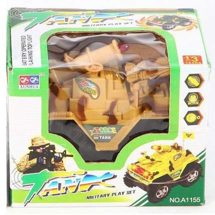 Машина-перевертыш Tanx свет Shenzhen Toys
