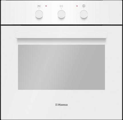 Встраиваемый электрический духовой шкаф Hansa BOEW64111 White