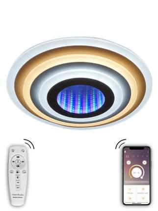 Светодиодная потолочная люстра белый, LED 90W Natali Kovaltseva 81033/8C